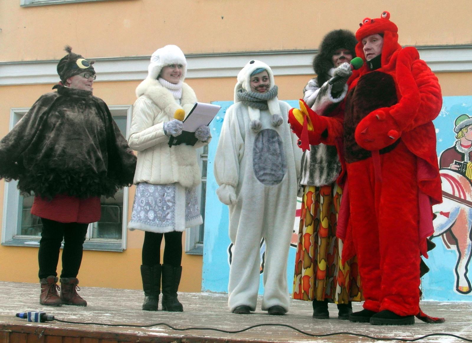 ржачные конкурсы на новый год для молодежи